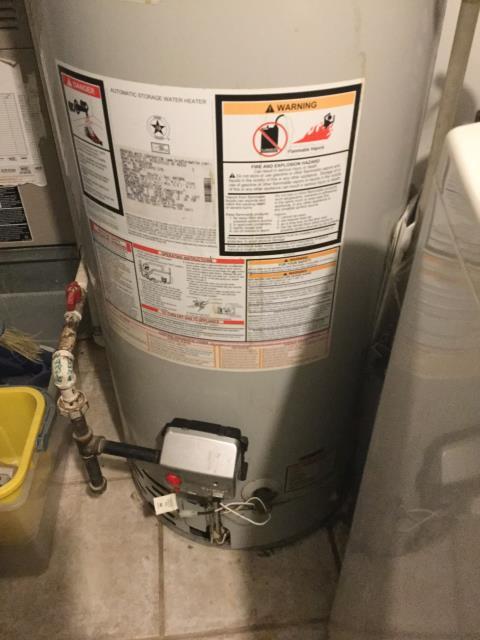 Carol Stream, IL - Bradford White water heater repair