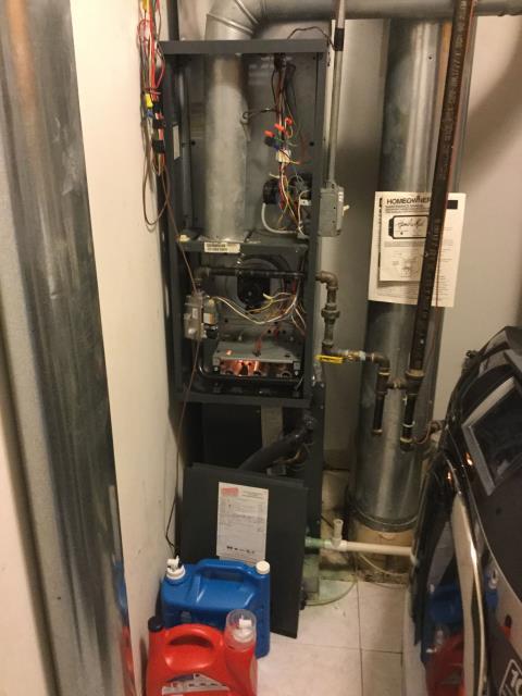Mount Prospect, IL - Goodman furnace warranty repair