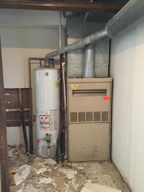 McHenry, IL - Bryant furnace and air conditioner free estimate by Approved Comfort Heating and Air Conditioning in McHenry.