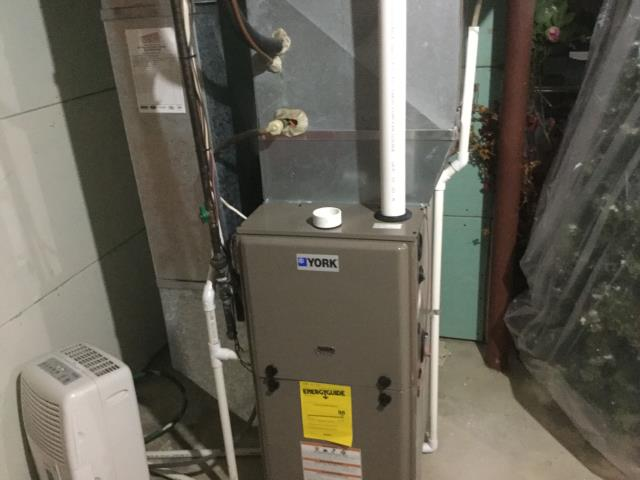 Harvard, IL - Approved Comfort doing another great furnace cleaning out here in Harvard il