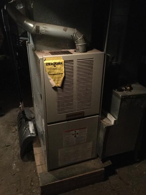 Fox Lake, IL - No Heat 18 year old Comfort Maker Furnace. Replaced inducer motor. Approved Comfort Heating and Air