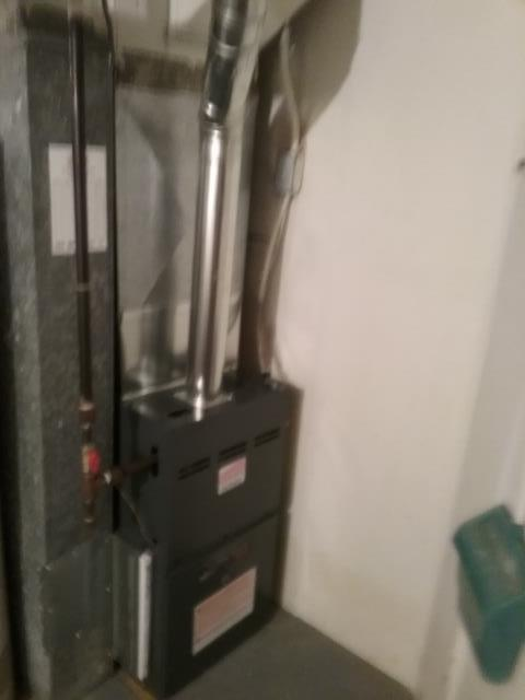 Hoffman Estates, IL - Amana furnace installed by favorite HVAC contractor!