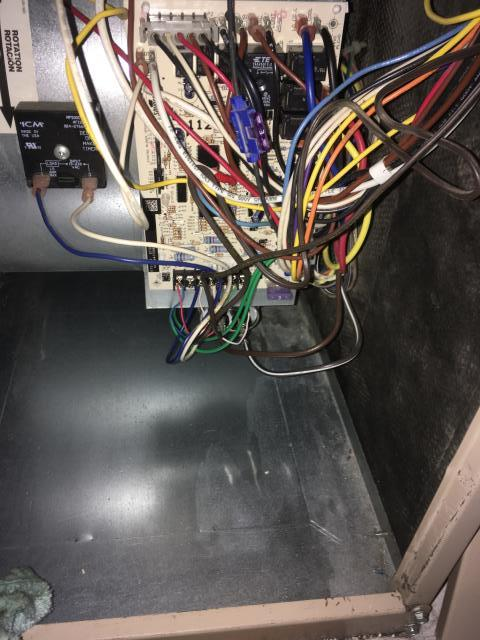 Streamwood, IL - Circuit board replaced on 12 year old York furnace