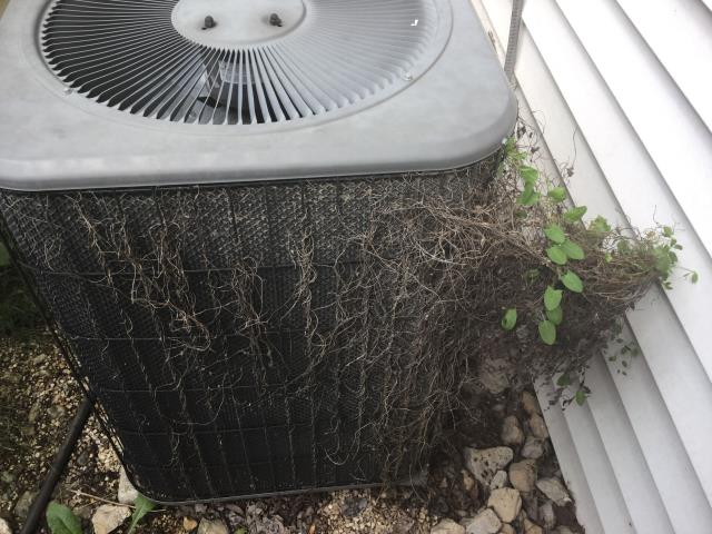 McHenry, IL - Service on 10 year old York air conditioner