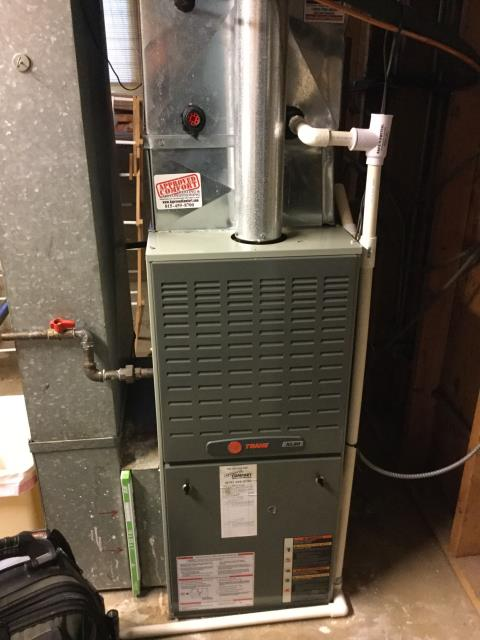 Buffalo Grove, IL - Furnace check