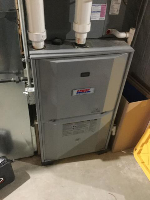 Crystal Lake, IL - Working on Heil furnace in your neighborhood