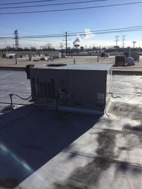 Elk Grove Village, IL - Performing Due Diligence report for multiple Roof Top Units