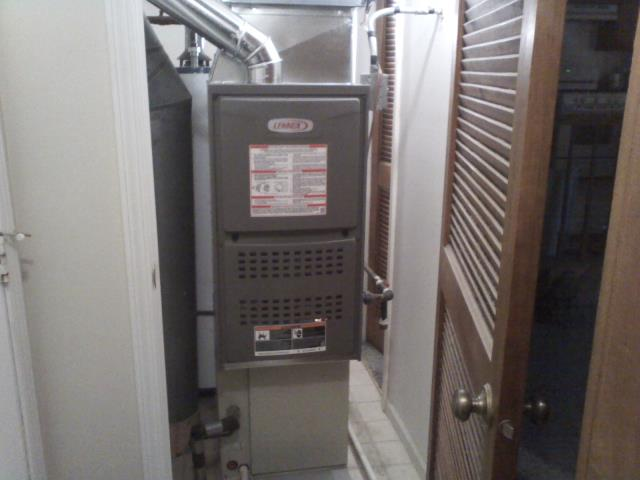 Hoffman Estates, IL - Furnace tuneup and annual safety inspection for a 6 year old Lennox Furnace near you today
