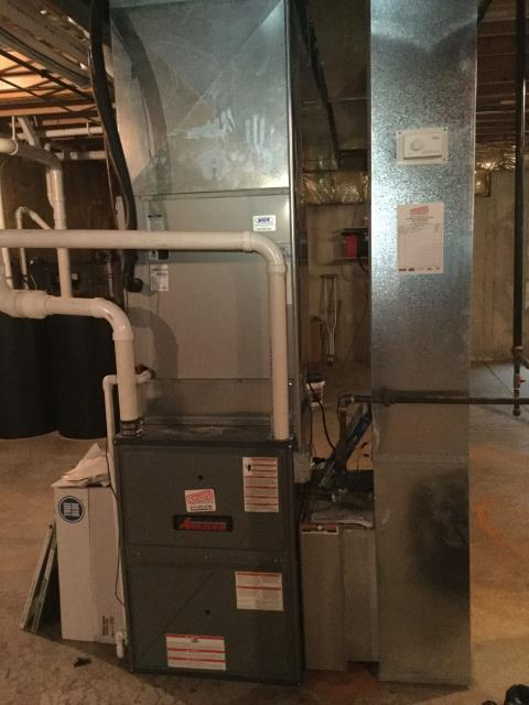 Elgin, IL - Furnace Service