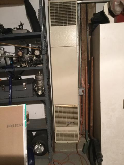 Crystal Lake, IL - Repair Williams garage wall furnace