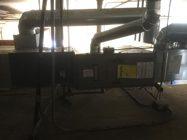 Lake Barrington, IL - Installing a luxaire 80% 2 stage furnace