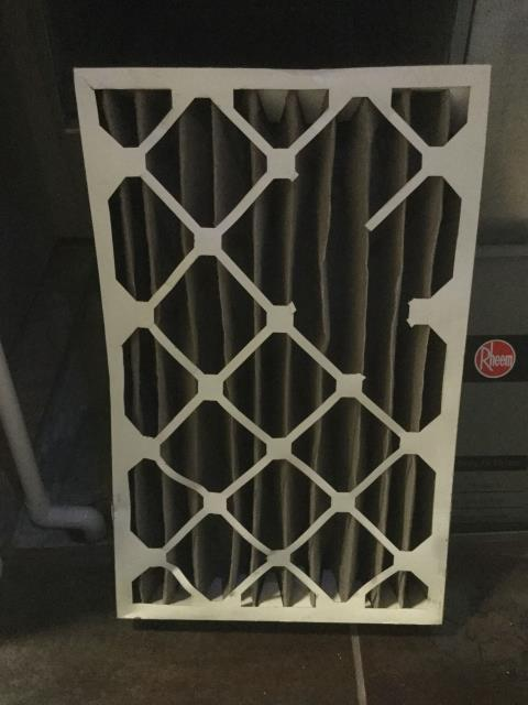 Lake in the Hills, IL - Replace furnace filter