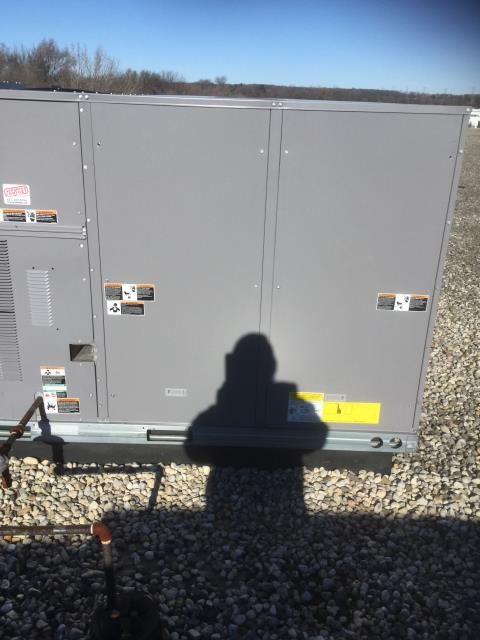 East Dundee, IL - No heat service call on a rooftop unit