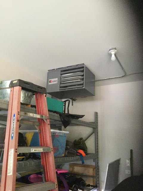Arlington Heights, IL - Unit Heater Diagnostic