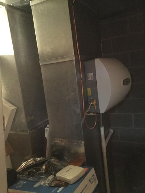 Woodridge, IL - Bryant furnace safety inspection