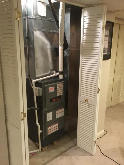 Gilberts, IL - Furnace maintenance clean and check