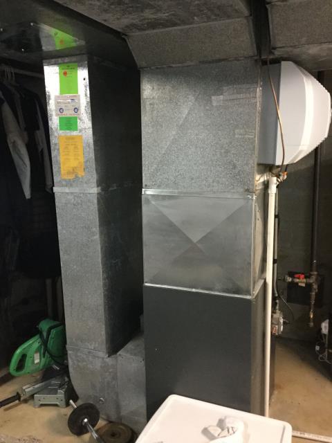 Glen Ellyn, IL - 4 year old Amana furnace repair