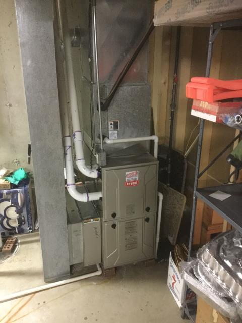Arlington Heights, IL - Installed  2 stage 96% furnaces