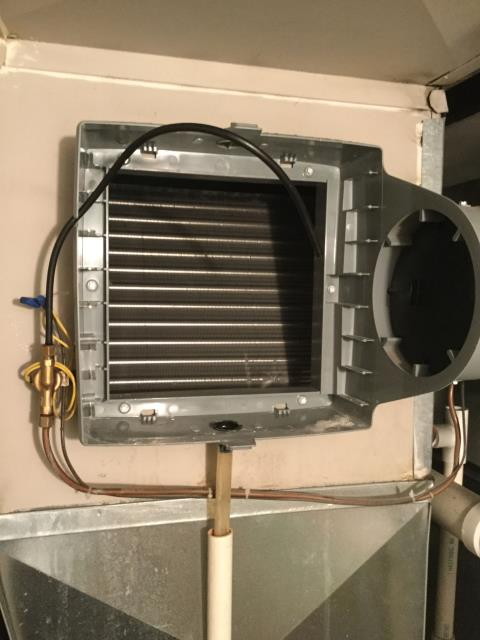 Arlington Heights, IL - Aprilaire model#500 humidifier repair