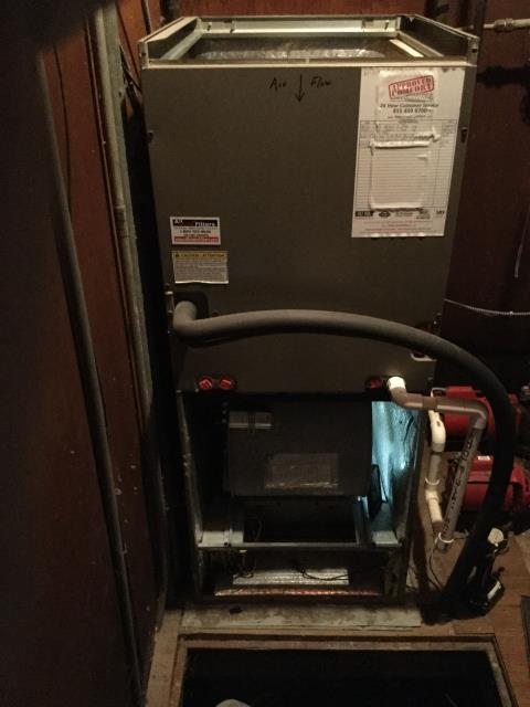 Lake Zurich, IL - Repair noisy boiler