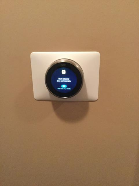 Cary, IL - Install wiring kit for Nest thermostat