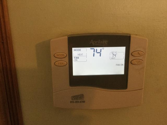 Wonder Lake, IL - No heat repair on York furnace and preformed furnace maintenance check