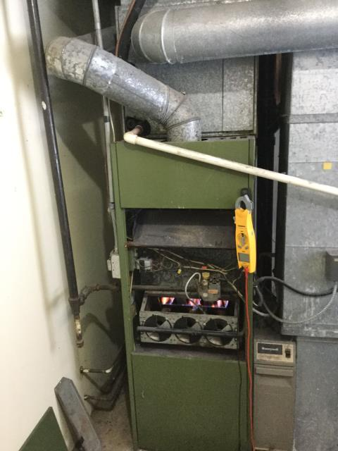Lake in the Hills, IL - Furnace repair