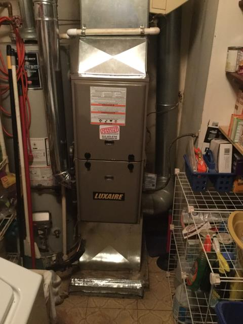 Schaumburg, IL - Furnace inspection
