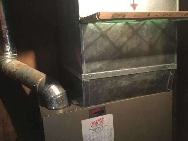 Hoffman Estates, IL - 14 year old York furnace repair
