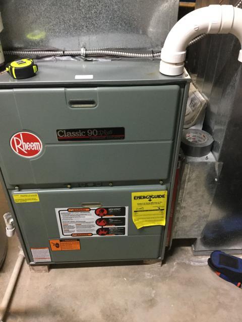 Lake in the Hills, IL - Provide estimate for new furnace