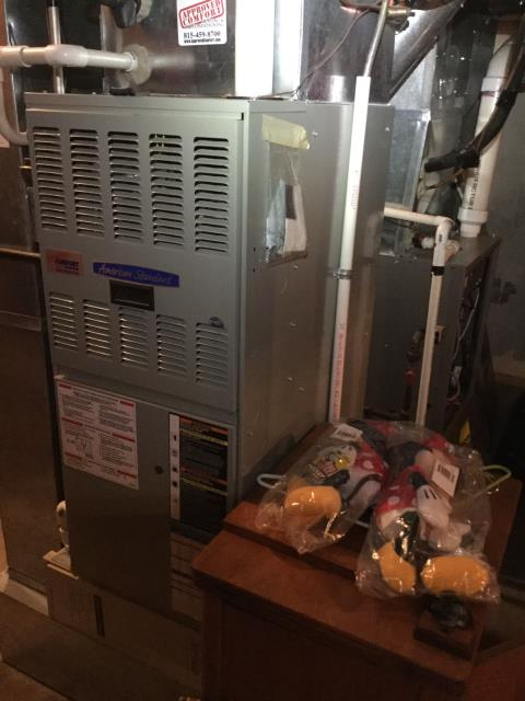 Arlington Heights, IL - York furnace repair