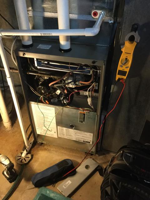 Cary, IL - 8 year old Lennox furnace warranty repair