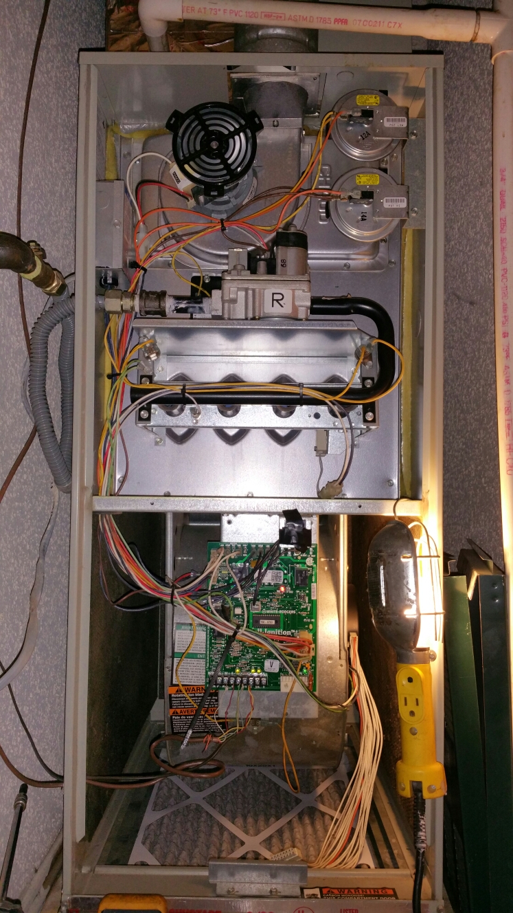 Heating and air conditioning dallas tx heat pump for How to clean a furnace blower motor
