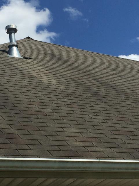 """Decatur, GA - Before and After....We call it """"IMPROVEIT-TIZING!"""" #Resawn Shake Lifetime Architectural Shingles"""