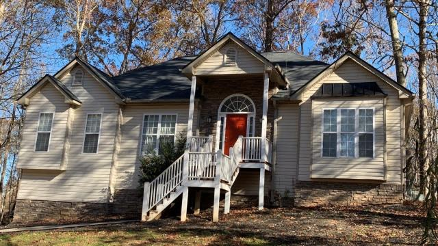 Canton, GA - Moire Black 25 Year Shingles