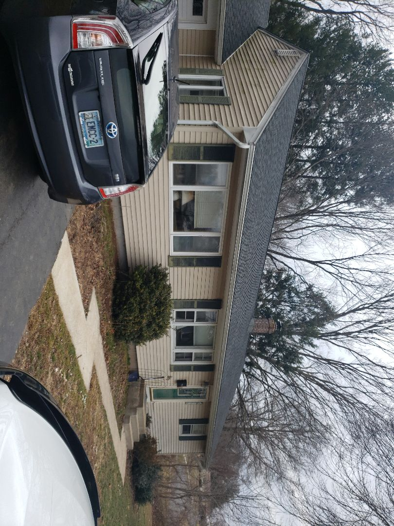 Cheshire, CT - Quoting  Timberline HD roof