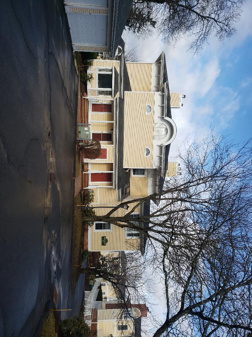 North Haven, CT - Quoting a new Timberline HDZ roof and chimney flashing