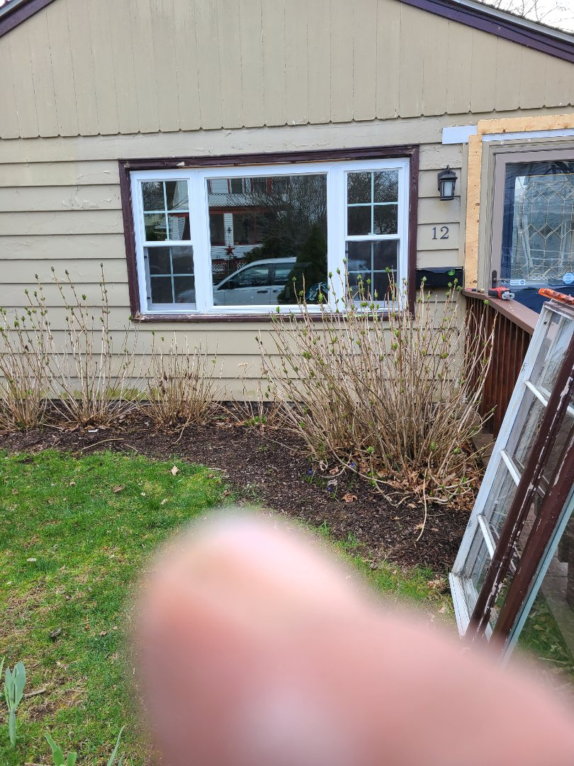 Norwich, CT - Wind blowing your curtains even with the windows closed ? Call VNanfito roofing and siding today for a free quote on replacement windows.