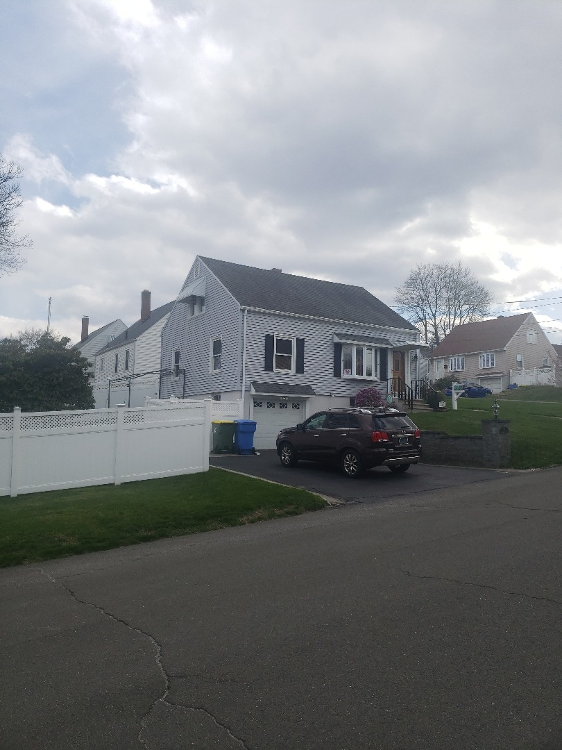 Waterbury, CT - Quoting more repairs for an insurance company due to the wind storm we had!!!