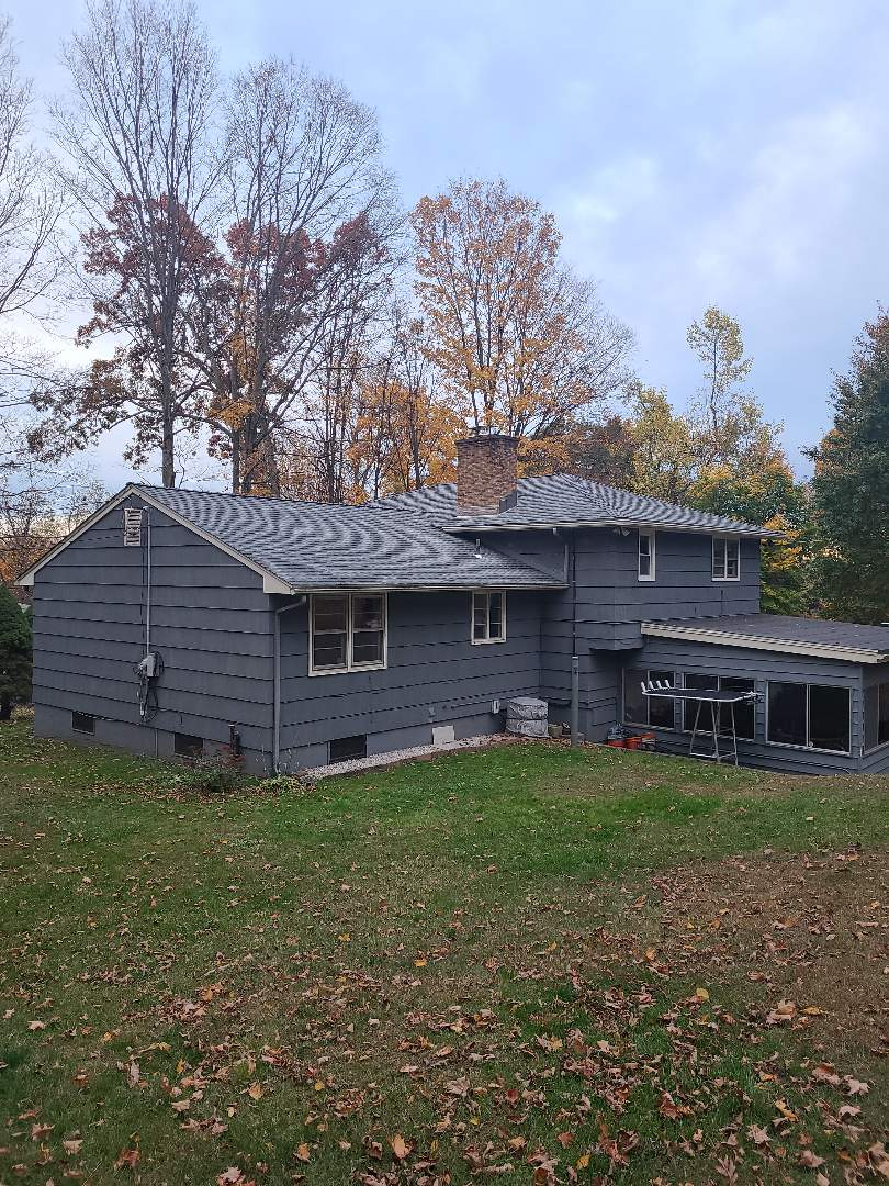 Milford, CT - Another Timberline HDZ roof system complete!!