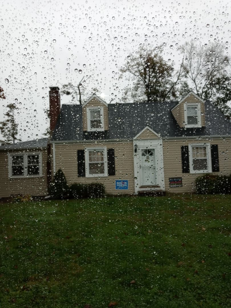 North Haven, CT - Recent storm in North Haven affected this home. We have replaced a full roofing system and next are going to be replacing the siding gutters rear deck and painting two rooms!