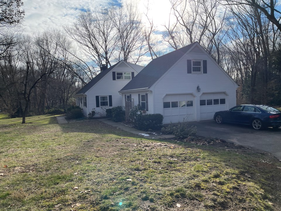 Cheshire, CT - We are providing an estimate for roofing repair on this cape home