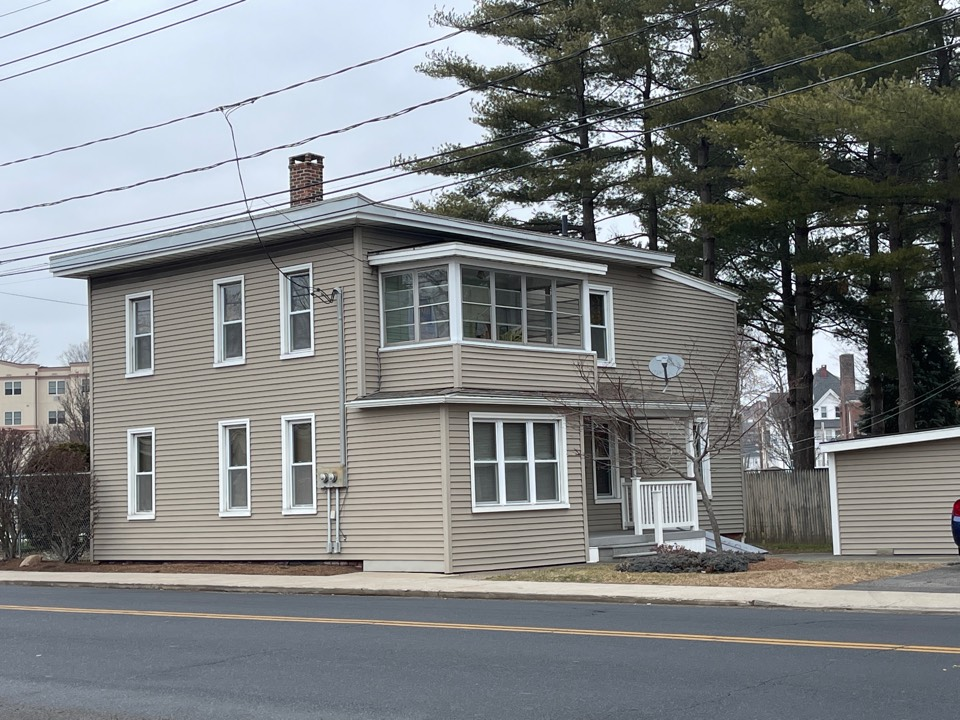 Bristol, CT - We are providing an estimate for roofing repair on this multi family home