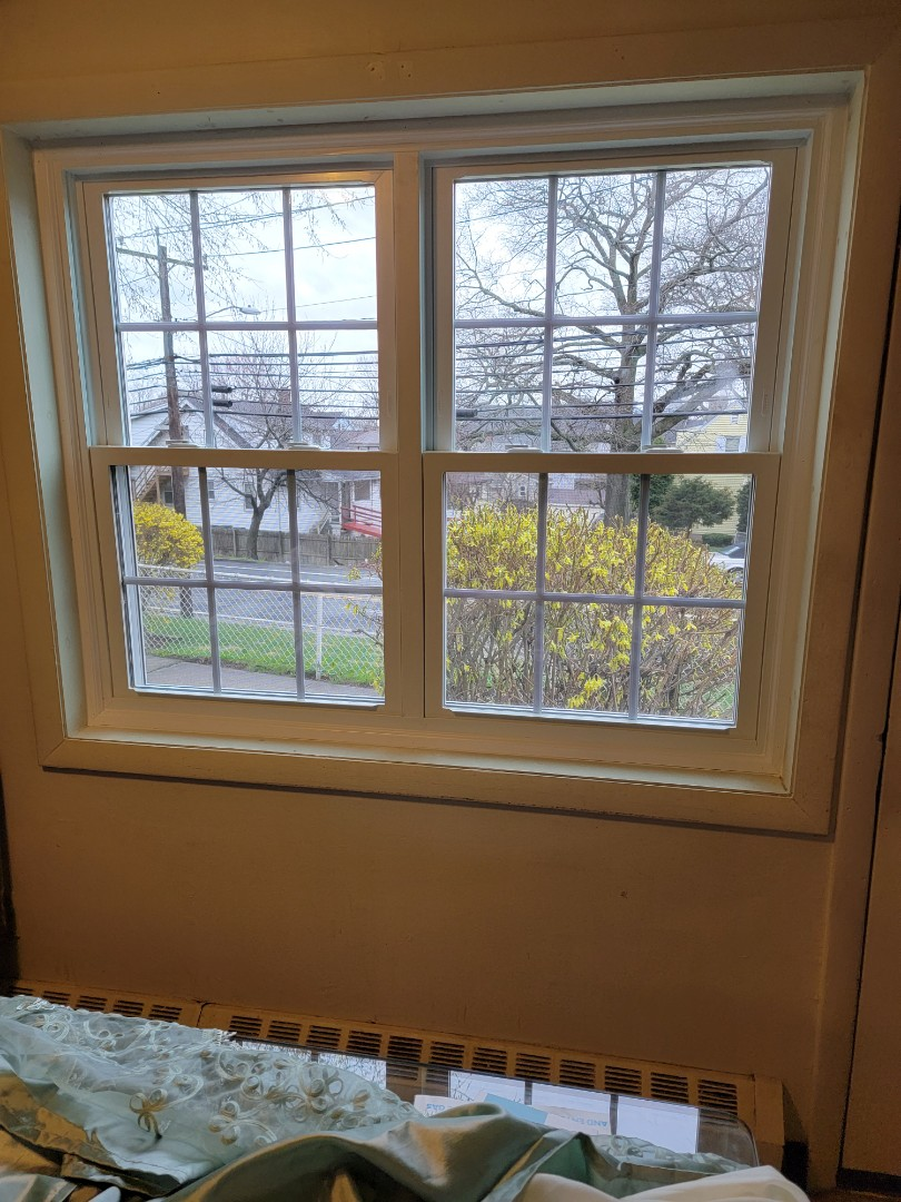 Stamford, CT - New windows and stops. Call vnanfito roofing and siding today for a free estimate on any of your home remodeling needs