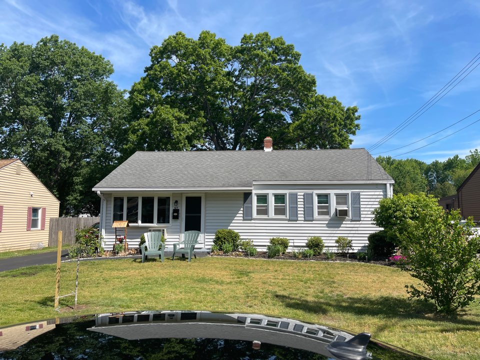 East Hartford, CT - We are providing an estimate for siding repair