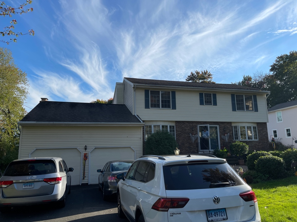 Southington, CT - We're providing an estimate for roofing
