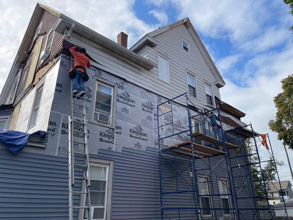 New Britain, CT - Large renovation project in New Britain
