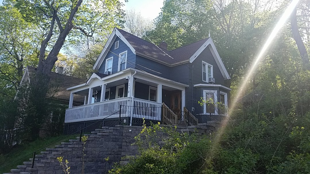 Meriden, CT - Another happy customer with a new GAF reroof!!!