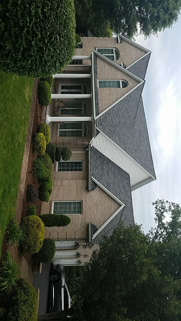 Southington, CT - Just completed this new GAF Camelot reroof!!