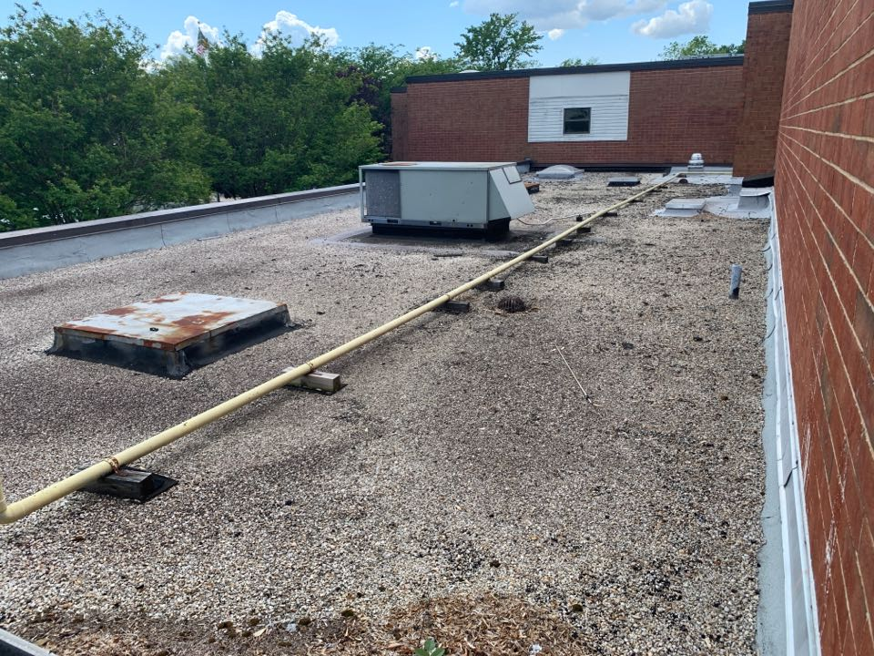 Rockville, MD - Providing estimate for roof replacement/installation at a school renovation.